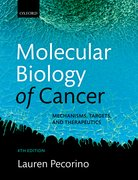 Cover for Molecular Biology of Cancer