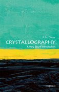 Cover for Crystallography: A Very Short Introduction - 9780198717591