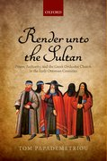 Cover for Render unto the Sultan