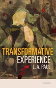 Cover for Transformative Experience - 9780198717959