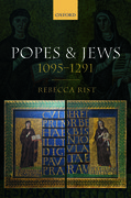 Cover for Popes and Jews, 1095-1291