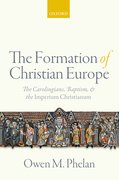 Cover for The Formation of Christian Europe