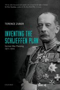 Cover for Inventing the Schlieffen Plan