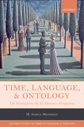 Cover for Time, Language, and Ontology