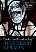 Cover for The Oxford Handbook of John Henry Newman