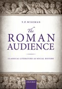 Cover for The Roman Audience