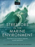 Cover for Stressors in the Marine Environment