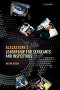 Cover for Leadership for Sergeants and Inspectors