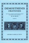 Cover for Demosthenis Orationes I