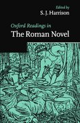 Cover for Oxford Readings in the Roman Novel