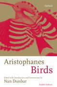 Cover for Aristophanes: <i>Birds</i>