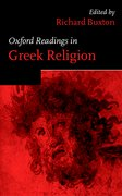 Cover for Oxford Readings in Greek Religion