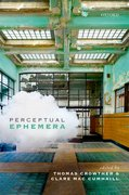 Cover for Perceptual Ephemera