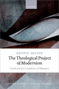 Cover for The Theological Project of Modernism