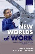 Cover for New Worlds of Work