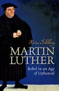 Cover for Martin Luther - 9780198722816