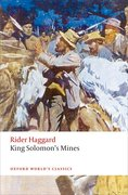 Cover for King Solomon's Mines - 9780198722953