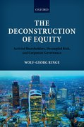 Cover for The Deconstruction of Equity
