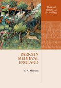 Cover for Parks in Medieval England