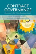Cover for Contract Governance