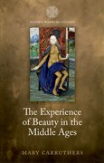 Cover for The Experience of Beauty in the Middle Ages