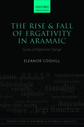 Cover for The Rise and Fall of Ergativity in Aramaic