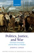 Cover for Politics, Justice, and War
