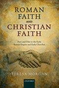 Cover for Roman Faith and Christian Faith
