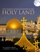 Cover for The Oxford Illustrated History of the Holy Land