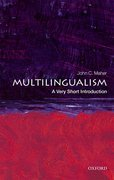 Cover for Multilingualism: A Very Short Introduction