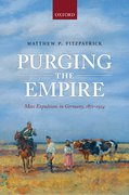 Cover for Purging the Empire
