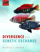 Cover for Divergence with Genetic Exchange