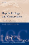 Cover for Reptile Ecology and Conservation