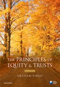 Cover for The Principles of Equity & Trusts