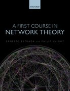 Cover for A First Course in Network Theory