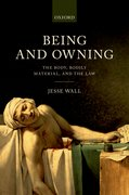 Cover for Being and Owning