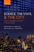Cover for Science, the State and the City