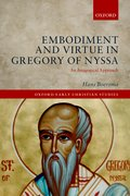 Cover for Embodiment and Virtue in Gregory of Nyssa