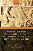 Cover for Ownership and Exploitation of Land and Natural Resources in the Roman World