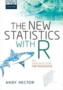 Cover for The New Statistics with R