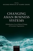 Cover for Changing Asian Business Systems
