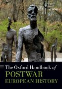 Cover for The Oxford Handbook of Postwar European History