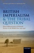 Cover for British Imperialism and