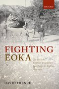 Cover for Fighting EOKA
