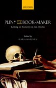 Cover for Pliny the Book-Maker