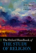 Cover for The Oxford Handbook of the Study of Religion