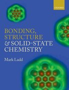 Cover for Bonding, Structure and Solid-State Chemistry