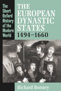 Cover for The European Dynastic States 1494-1660