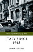 Cover for Italy Since 1945