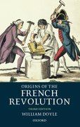 Cover for Origins of the French Revolution
